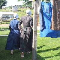 アーミッシュの服には300年の歴史と、彼らの信念が詰まってる